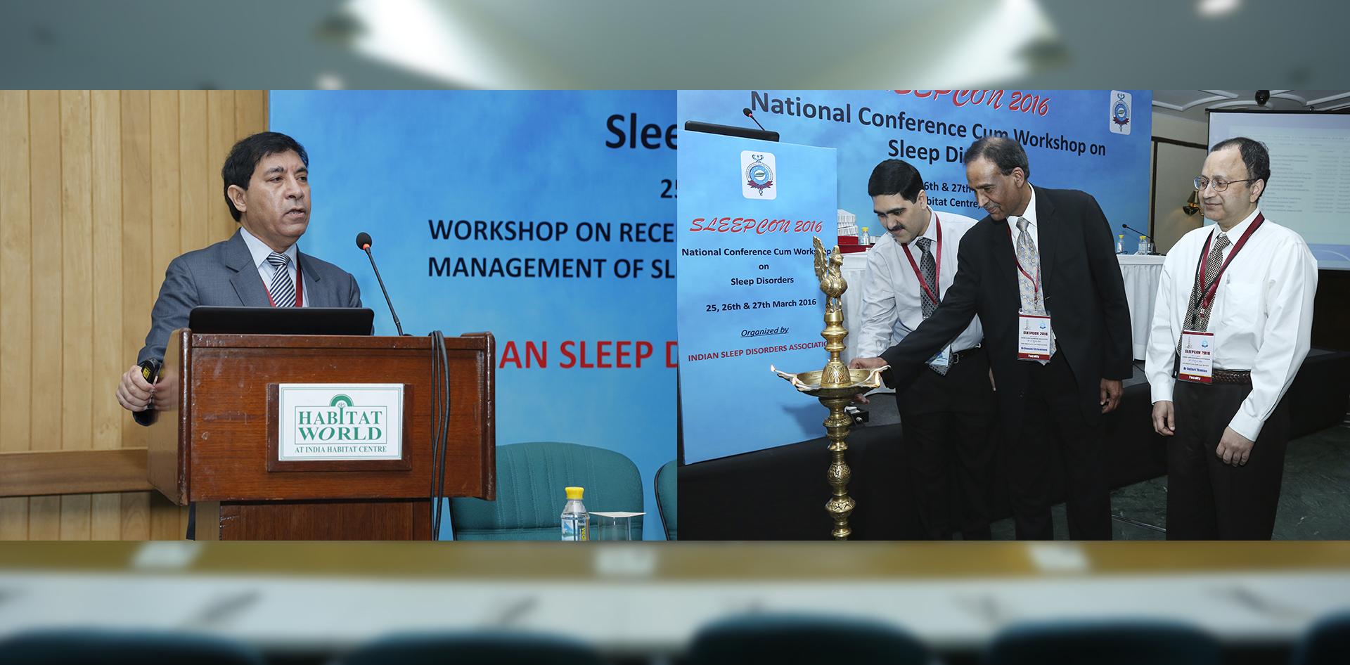 indian sleep conference 2016
