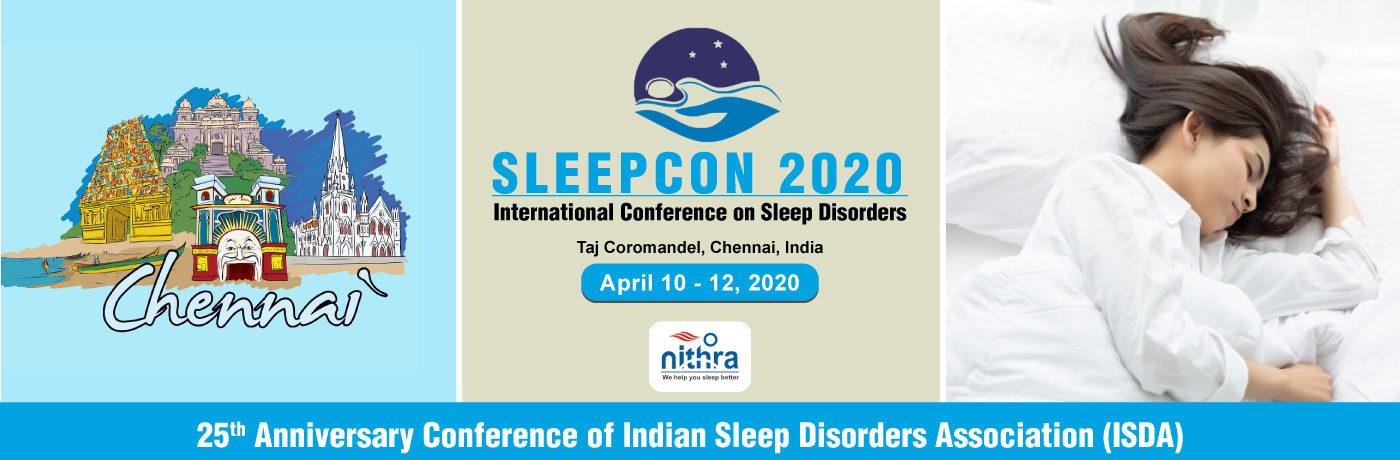 SleepCon 2020 – Chennai